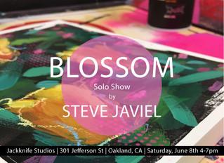 BLOSSOM: works by Steve Javiel