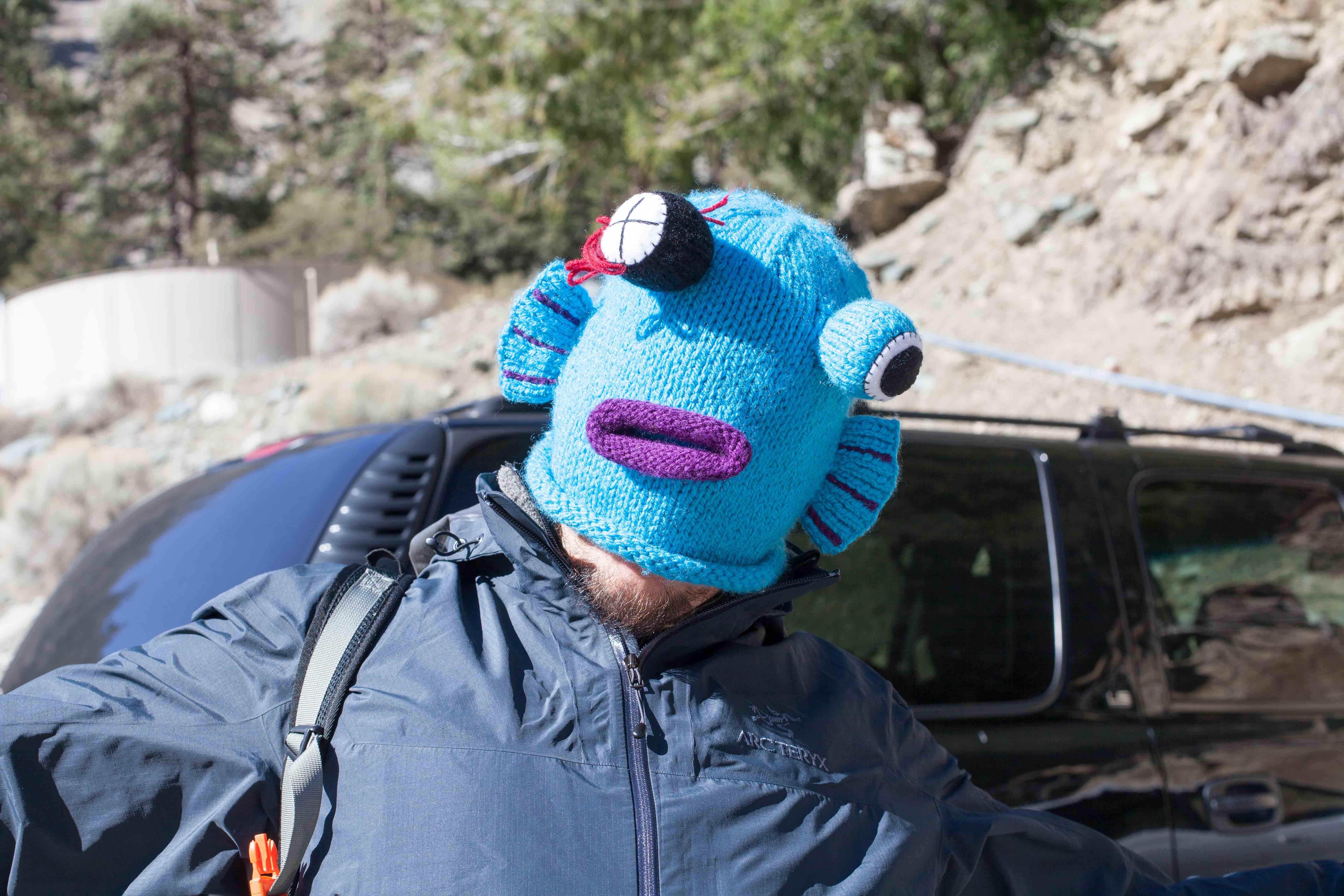 Fugoo helmet cover mask