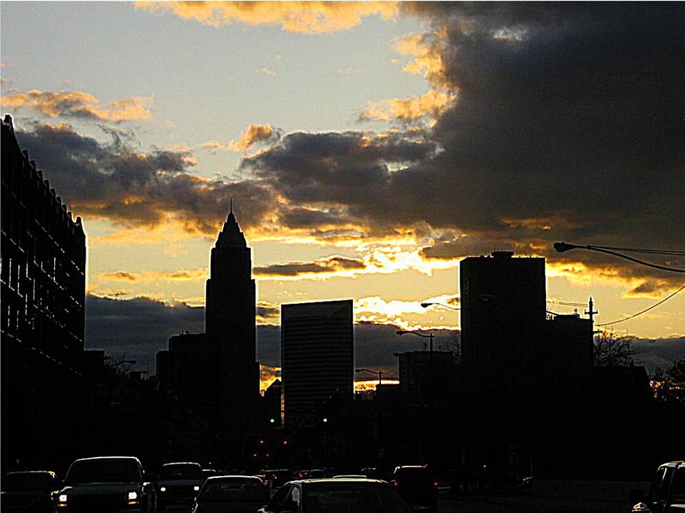 Dark Day Downtown