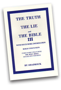 The Truth, the Lie and the Bible