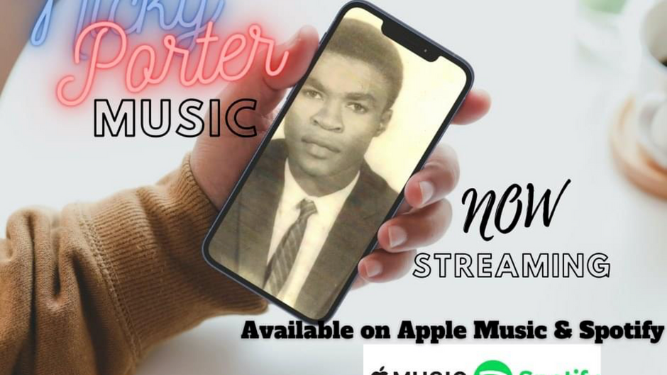 Nicky Porter Music: Now streaming - Available on Apple Music & Spotify