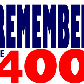 #rememberthe400