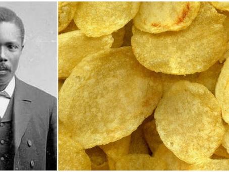 George Crum- Potato Chip