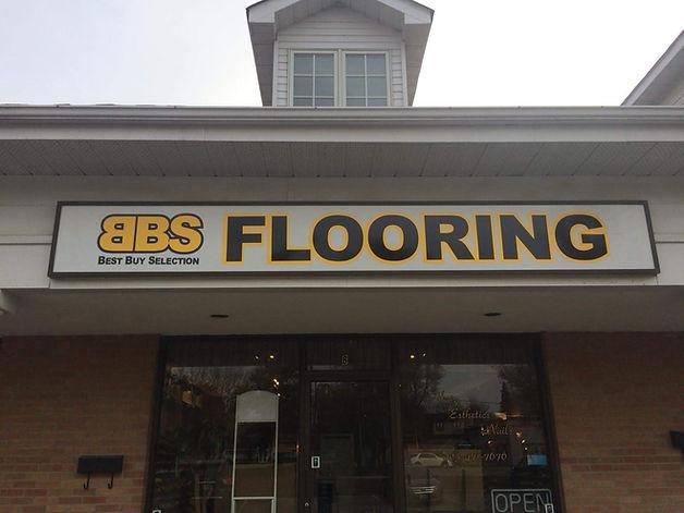 BBS Flooring Showroom