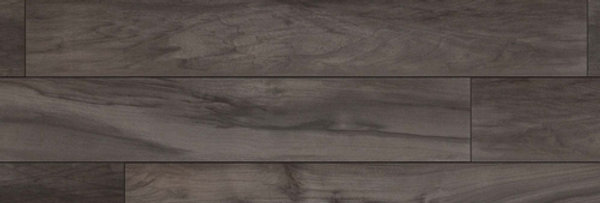 BBS FLOORING - LAMINATE - CANADIAN STANDARD - INHAUS - MIDNIGHT WALNUT