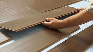 Get the best rates for Laminate Removal services with BBS Flooring