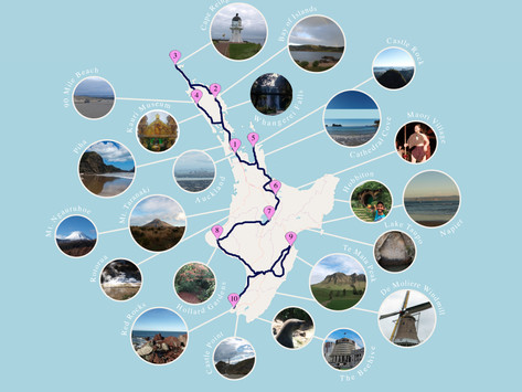 NZ How To: Drive the North Island in Two Weeks