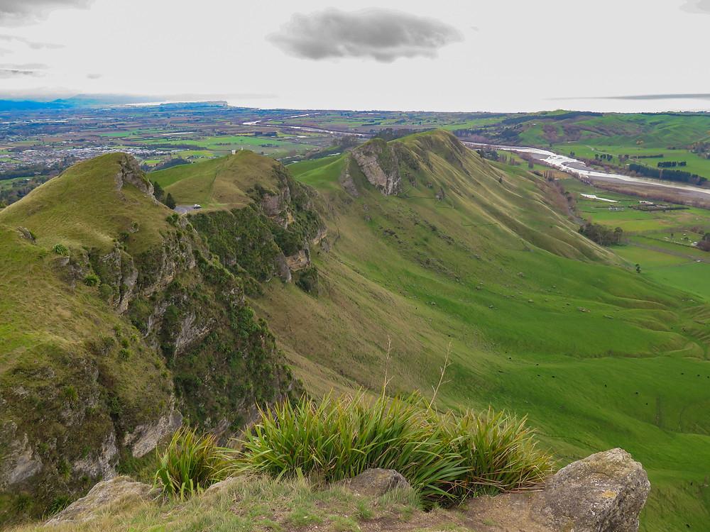 Te Mata Peak New Zealand