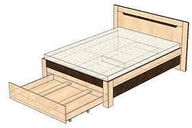 Кровать от гарнитура.jpg