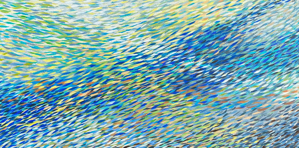 Yates, Blue Edge, 24 x 48 in.jpg
