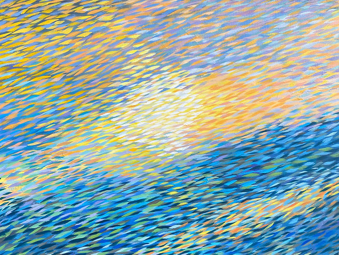 Yates, Golden Shoal, 36 x 48 in. a on c.jpg