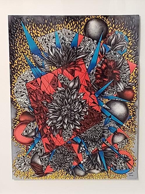 $35/mo Untitled by Toni Almerico 32x25