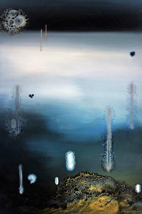 Deep Divide by Kimberly Balla 36x24