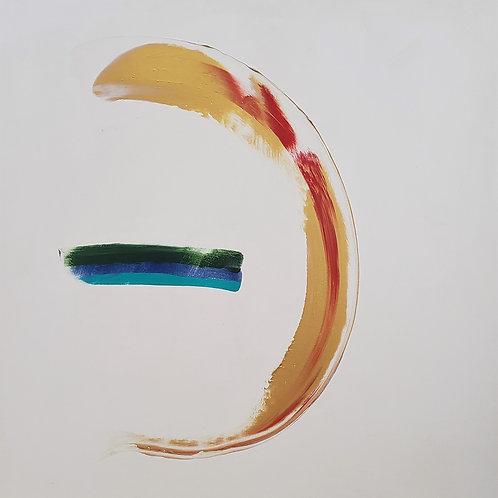 $40/mo Gold Sweep by Beth Adams 48x48