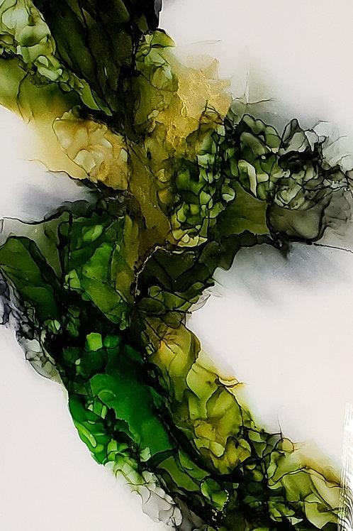 $30/mo Hustle & Flow Green by Kristy Swanson 19x12