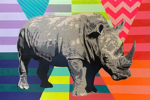 $30/mo Rhino by Urbansoule 24x36
