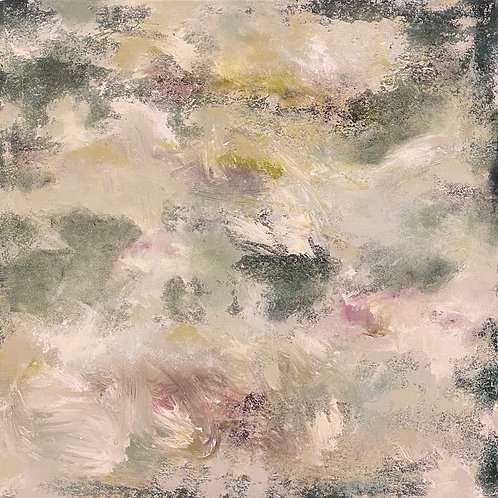 $40/mo Softly Breathing by Becky Knold 42x42