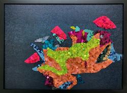 Fragmented Flowers (glimmer) 6