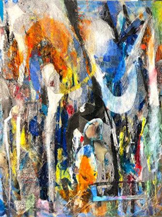 $30/mo Tears in Heaven by GJ Gillespie 20x16