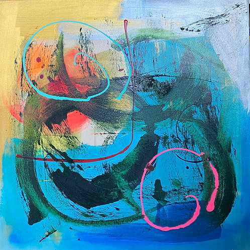 Out of Stock $30/mo NW Energy by Beth Adams 30x30