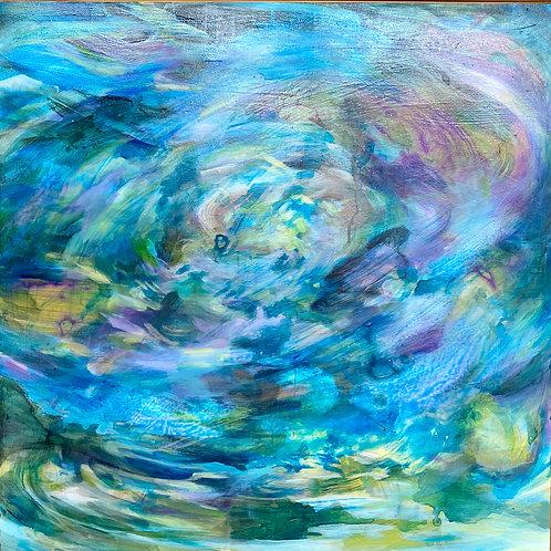 $30/mo Stillness of Remembering by Amanda Hood 30x30