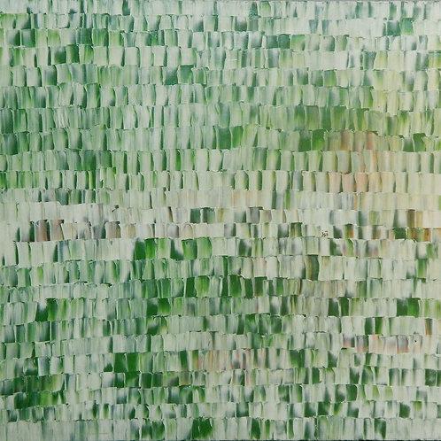 $40/mo Chromium Oxide by Jason Sinclair Astorquia 54x60