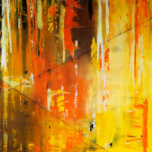 $45/mo Sunny side of the Street by Cammy Davis 36x36