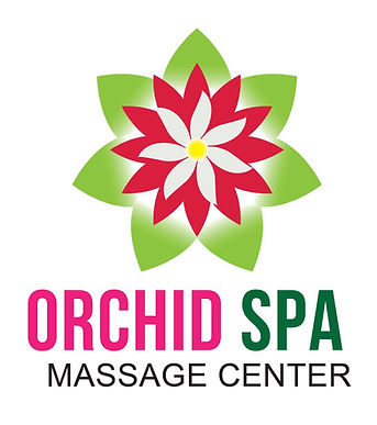 orchid spa and massage Center Logo