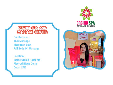 Hot Oil Massage Center