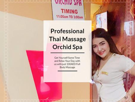 Best Thai Massage In Deira Dubai