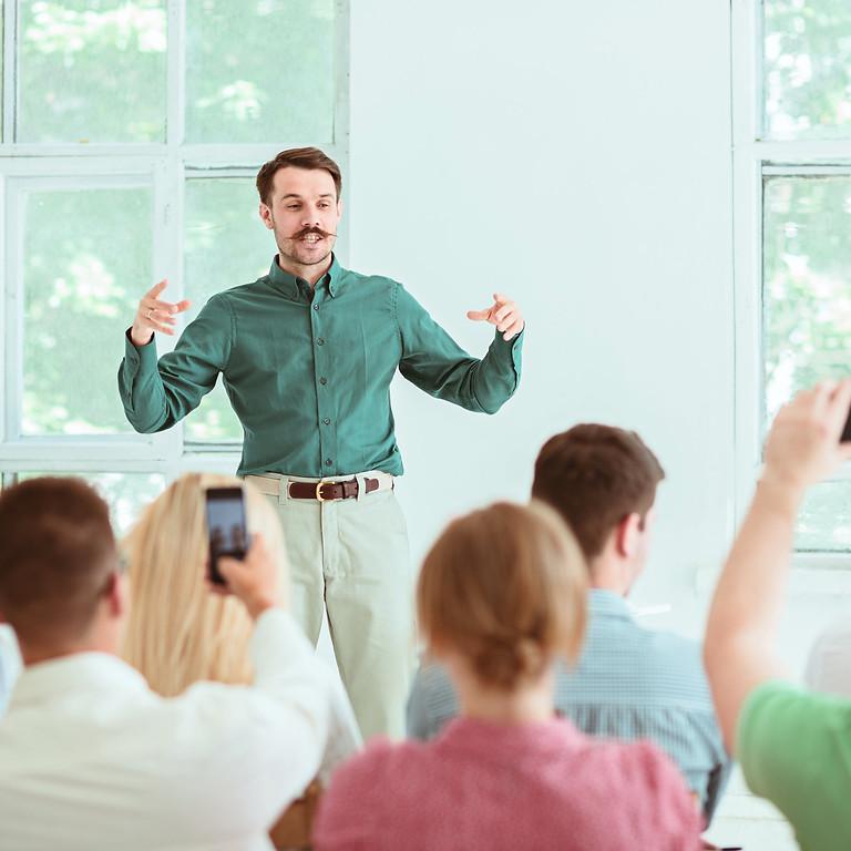 Stage s'exprimer facilement en public : booster l'impact de ses présentations