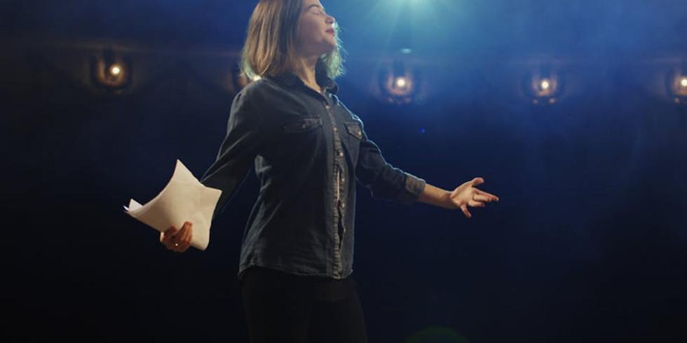 """Stage exceptionnel """"speech impact"""" en co-animation avec Marlène Reux"""