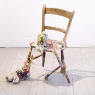 The chair which has just survived