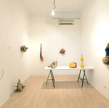 Installation view, Lola Nikolaou gallery, Thessaloniki, 2015