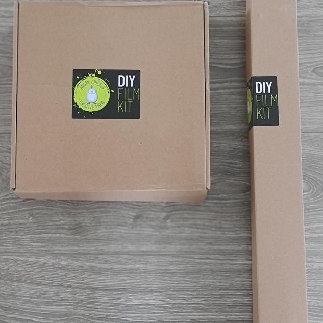 DIY FIlm Box