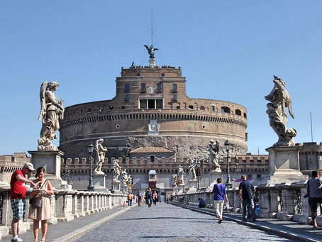 Deeper Insights of Castle Saint Angelo & Bridge of Angels