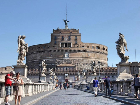 Deeper Insights of Castle Saint Angelo & Bridge of Angels