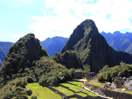My Journey Down the Stairs of Death at Huayna Picchu