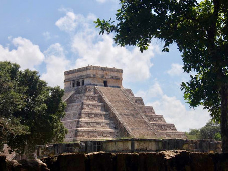 Chichen Itza, One of the 7 Wonders