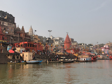 Scared City of Varanasi