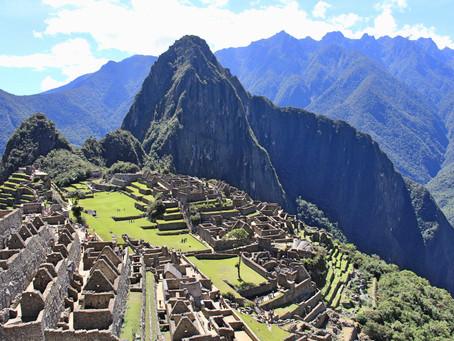 Iconic Machu Picchu