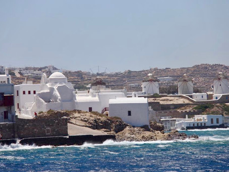 Windy Mykonos