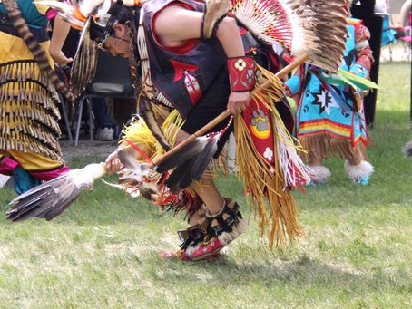 Indigenous Pow Wow Dance
