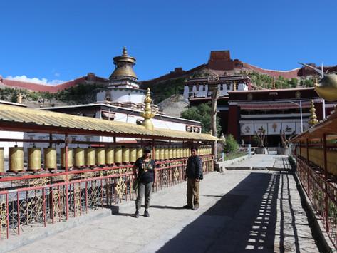 Palcho Monastery and Kumbum