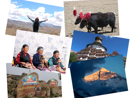 Beside The Other Live: My Journey Through Mysterious Tibetan Plateau