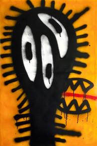 Yoyo 2021 /spray-paint