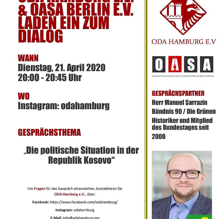 Einladung zum Dialog