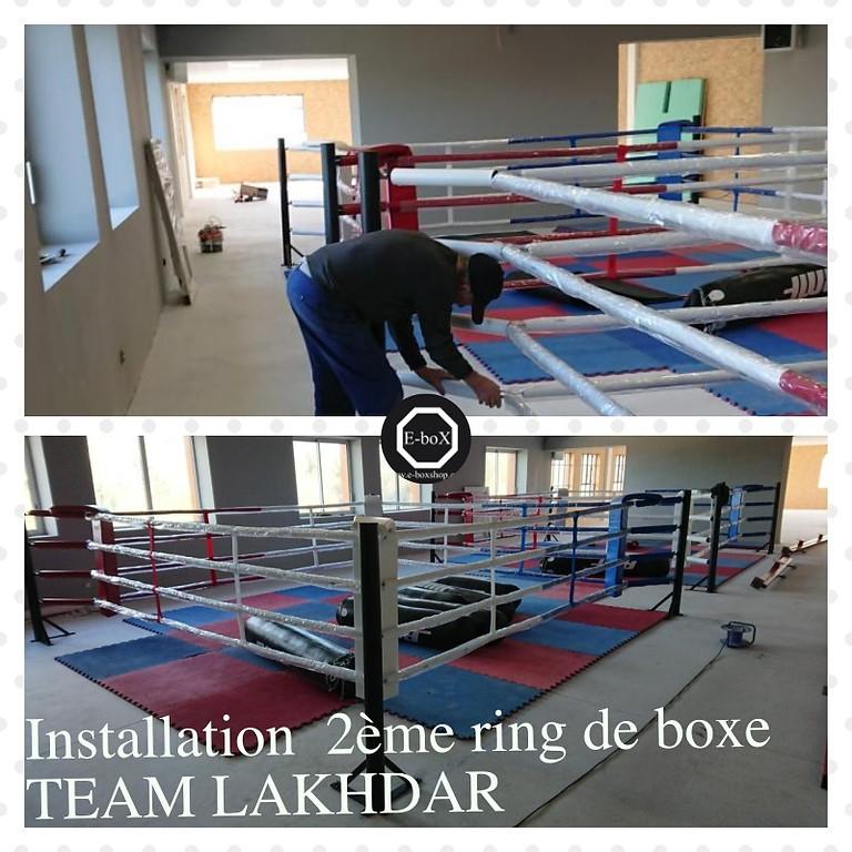 Equipementier pour Team Lakhdar