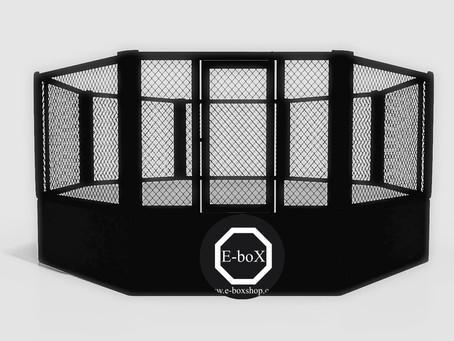 Légalisation du MMA: quelle est  l'aire de combat officielle? #MMA