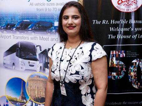 Woman Entrepreneur who is creating a mark in the male dominated industry of travel & tourism